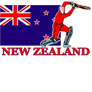 New Zealand Cricket Player