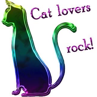 Cat Lovers Rock!