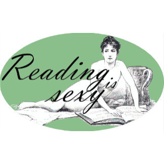 Reading is Sexy - Victorian