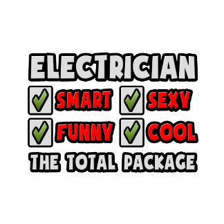 Electrician ... The Total Package