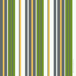 Grey, Yellow, Lime & White Stripes or Spheres