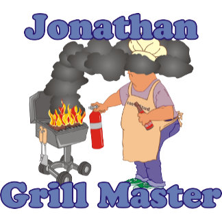 Personalized Jonathan Grill Master