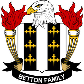 Betton Coat of Arms