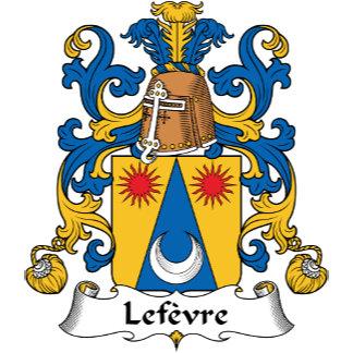 Lefevre Family Crest