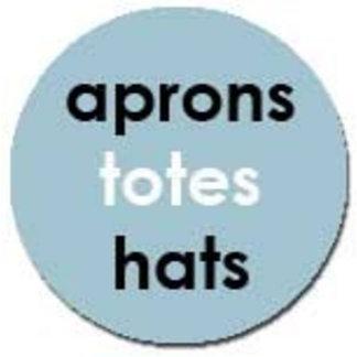 aprons, bags, hats