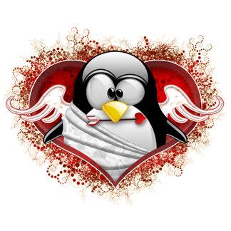 Valentine's Cupid Tux