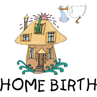 Home Birth Maternity T-Shirt Gift Cards