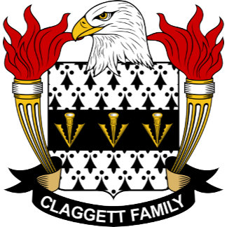 Claggett Coat of Arms