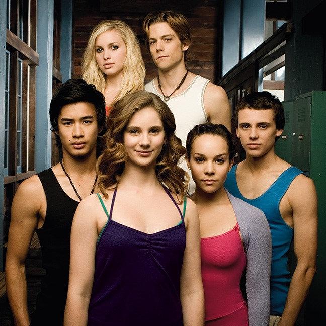 Dance Academy Shop