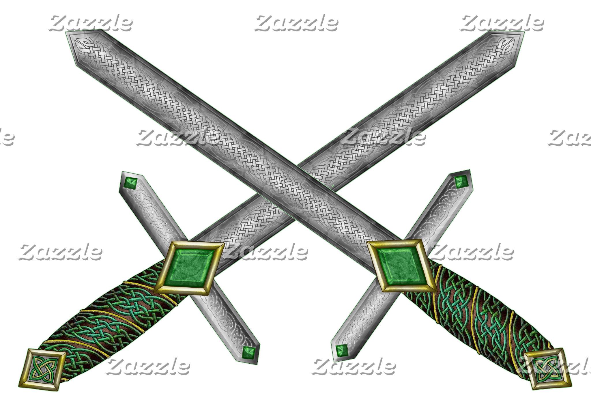 Celtic Daggers
