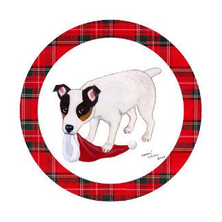 Jack Russell Terrier Christmas
