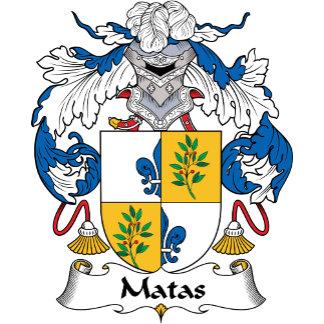 Matas Family Crest