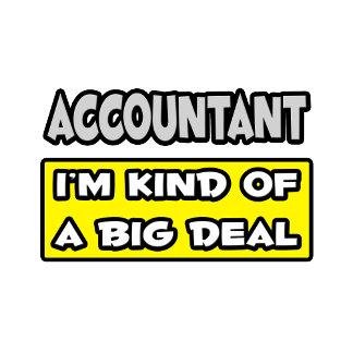 Accountant .. I'm Kind of a Big Deal