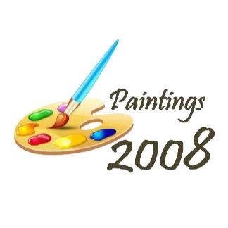 Acrylic Paintings 2008