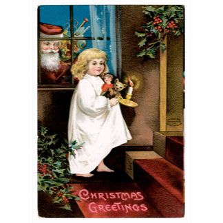 Christmas Greetings ~ Santa Claus
