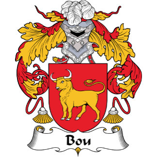 Bou Family Crest