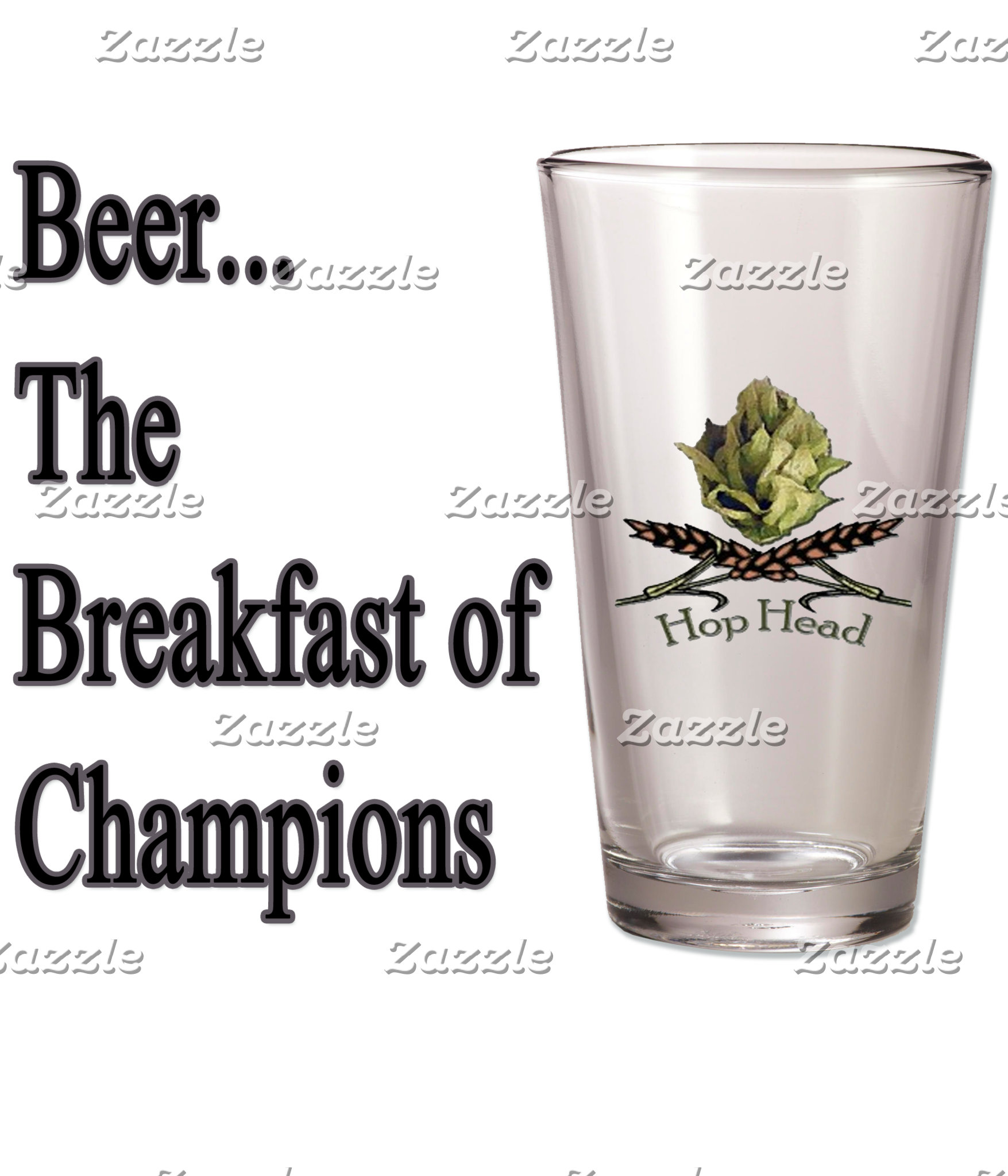 Beer...The Breakfast of Champions
