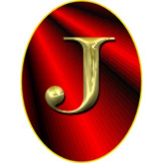 Letter J Monograms