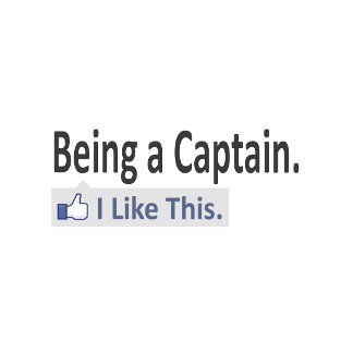 Being a Captain ... I Like This
