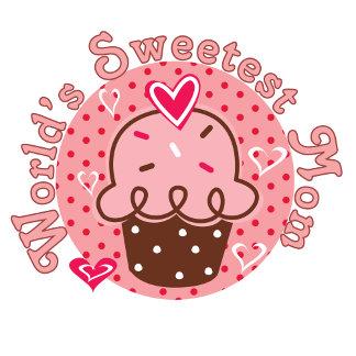 Cupcake World's Sweetest Mom
