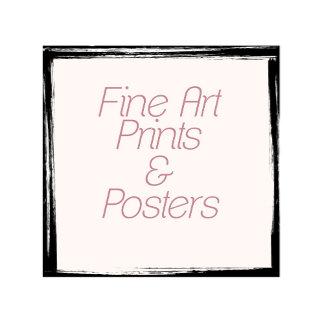Fine Art Prints & Posters