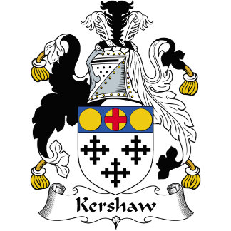 Kershaw Family Crest