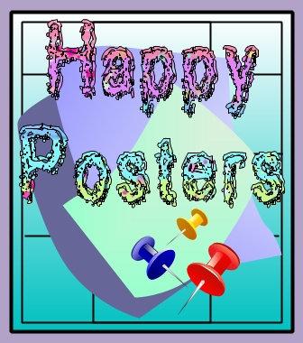 Happy Posters