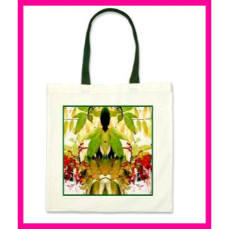 Bags - Tote Bags - Choice of Your Text & Bag Size