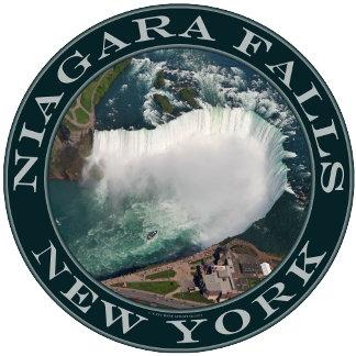 Niagara Falls New York Round