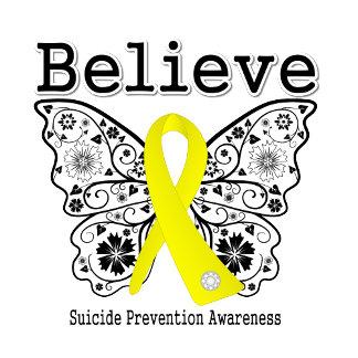 Believe Suicide Prevention Awareness