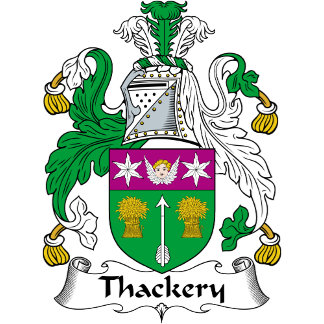 Thackery Family Crest