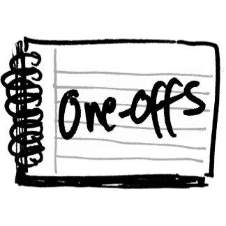 One-offs