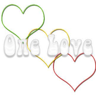 ONE LOVE REGGAE T-Shirts