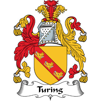 Turing Family Crest