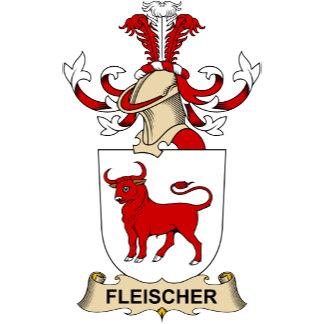 Fleischer Family Crest