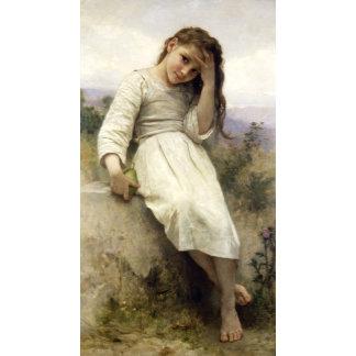 William Adolphe Bouguereau: Little Thief