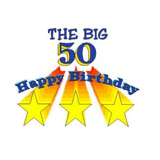 Happy Birthday 50-year-old