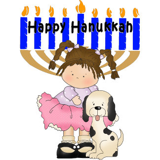 Happy Hanukkah Friends