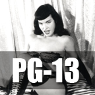 Bettie Page PG-13 Section