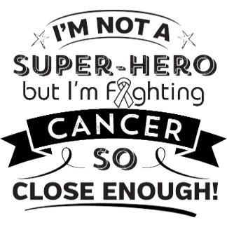 Lung Cancer Not a Super-Hero