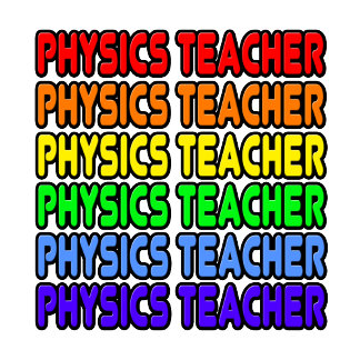 Rainbow Physics Teacher