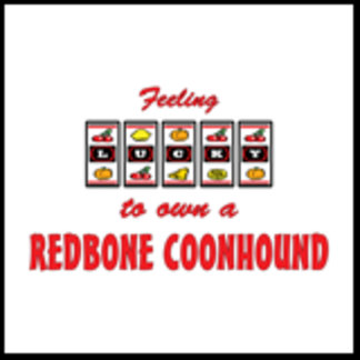 Feeling Lucky to Own a Redbone Coonhound