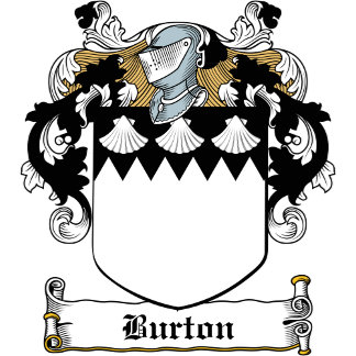 Burton Coat of Arms