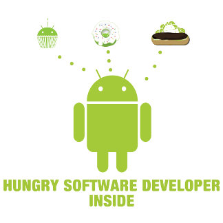 Hungry Software Developer Inside (Android)