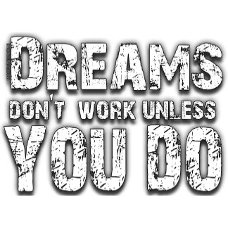Dreams Don't Work - 2