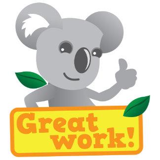 Great work Koala