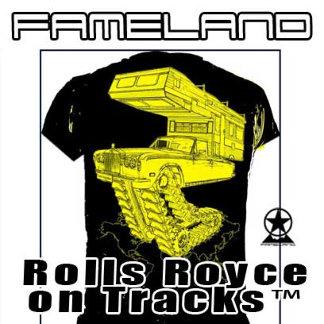 Fameland Rolls On Tracks™