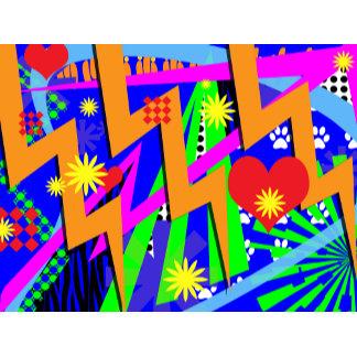 Wild Neon Nineties