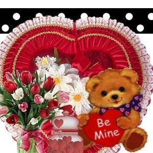Valentine's Day Be Mine Teddy Bear