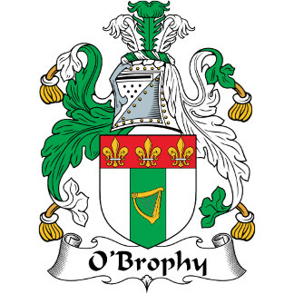 O'Brophy Coat of Arms